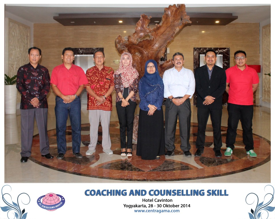 COACHING AND CONSELLING SKILL