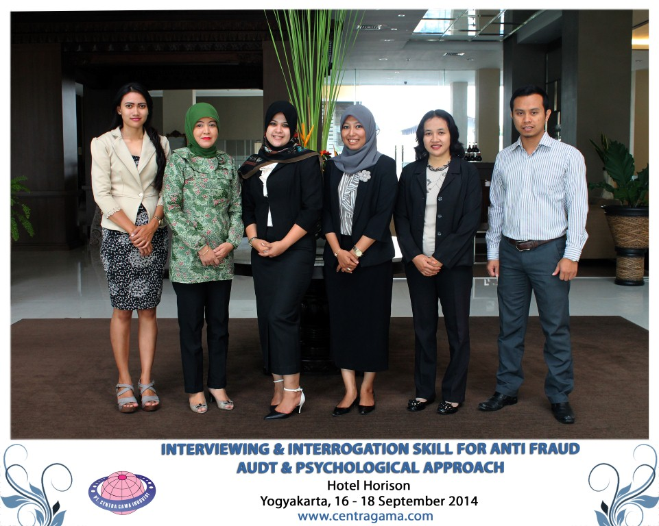 INTERVIEWING & INTERROGATION SKILL FOR ANTI FRAUD AUDT & PSYCHOLOGICAL APPROACH