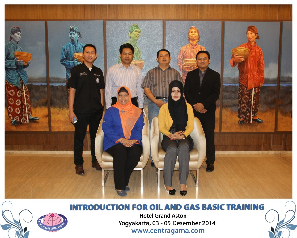 INTRODUCTION FOR OIL AND GAS BASIC TRAINING