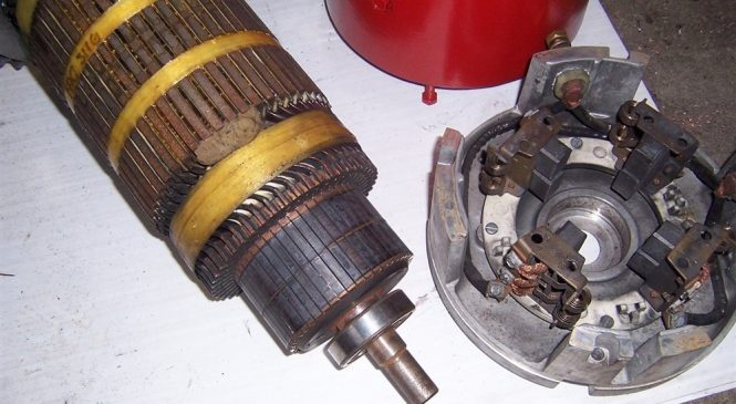 Advanced Electrical Motor