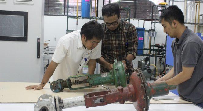 Training Instrumentasi Kontrol dan Otomasi