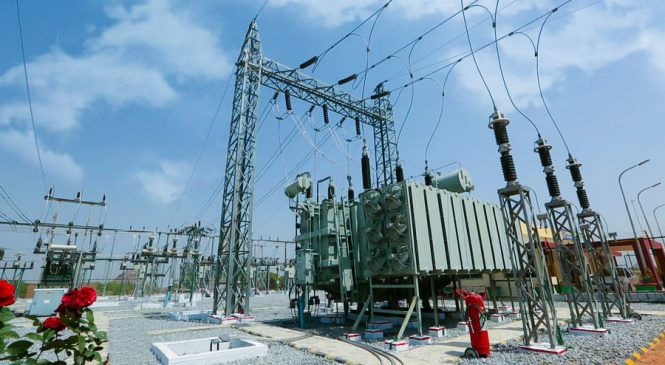 Pelatihan Electrical Substation Safety