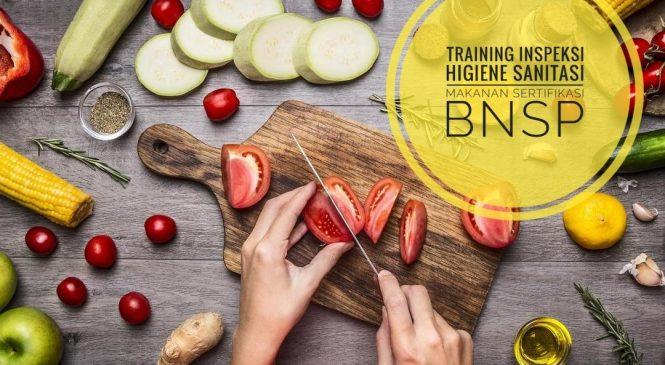 Inspeksi Higiene Sanitasi Makanan