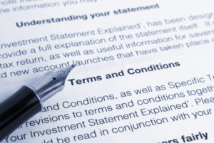 Contract Documentation Management