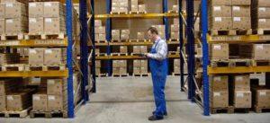 Logistic Warehouse Management