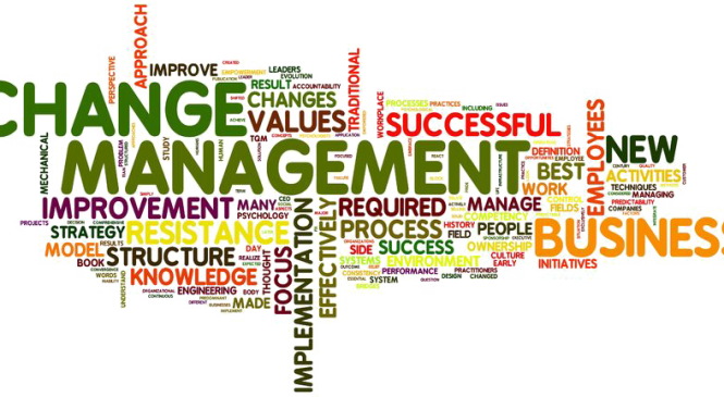 Pelatihan Change Management Leadership
