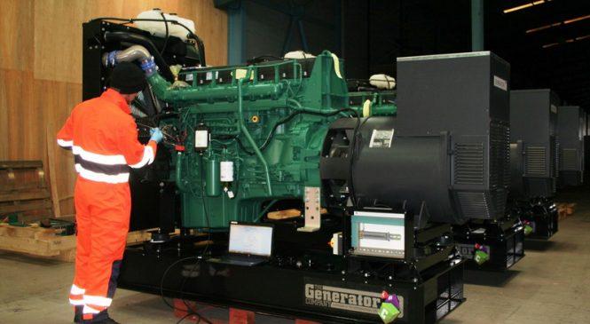 Training Generator System: Operation, Maintenance & Troubleshooting