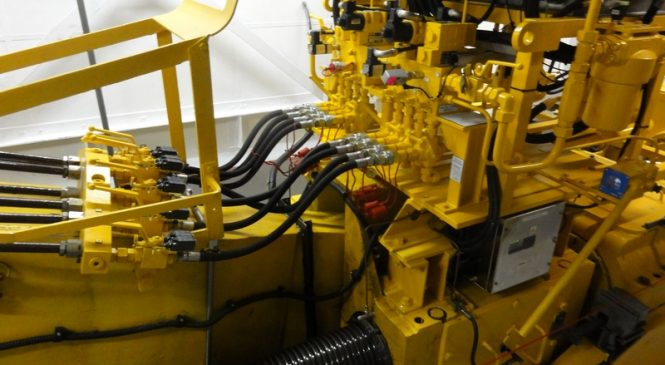 Training Hydraulic System – Maintenance & Troubleshooting