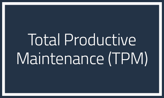Training Total Productive Maintenance