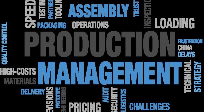 Pelatihan Manajemen Produksi