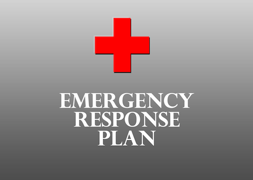 Emergency Response Plan Training